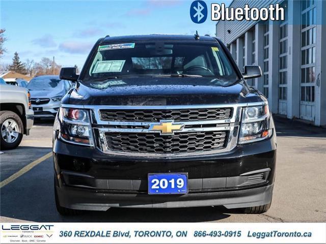 2019 Chevrolet Tahoe LS (Stk: T11641) in Etobicoke - Image 2 of 25