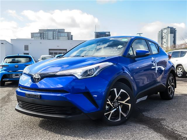 2019 Toyota C-HR Base (Stk: 95630) in Waterloo - Image 1 of 18