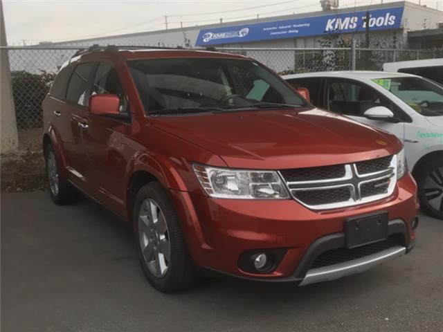 2013 Dodge Journey R/T (Stk: LF7986A) in Surrey - Image 1 of 1