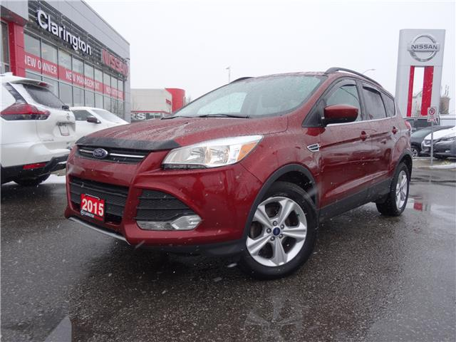 2015 Ford Escape SE (Stk: KL564235A) in Bowmanville - Image 1 of 27