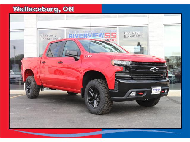 2020 Chevrolet Silverado 1500 LT Trail Boss (Stk: 20032) in WALLACEBURG - Image 1 of 7