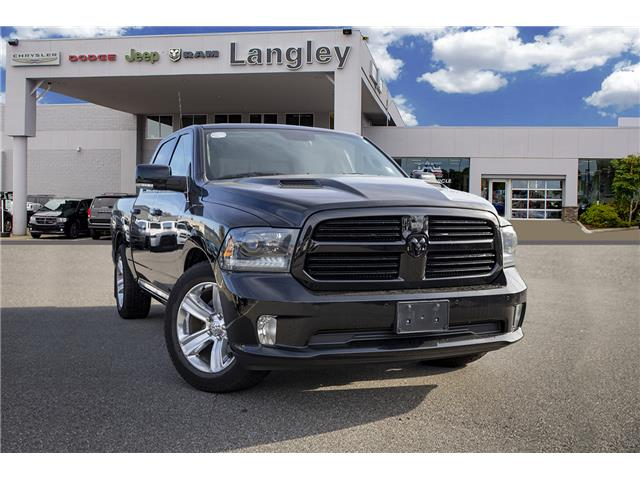 2015 RAM 1500 Sport (Stk: LC0044) in Surrey - Image 1 of 23