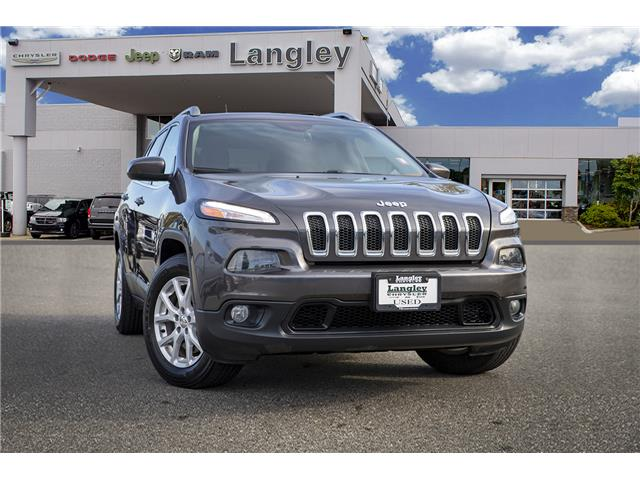 2016 Jeep Cherokee North (Stk: LC9116A) in Surrey - Image 1 of 21