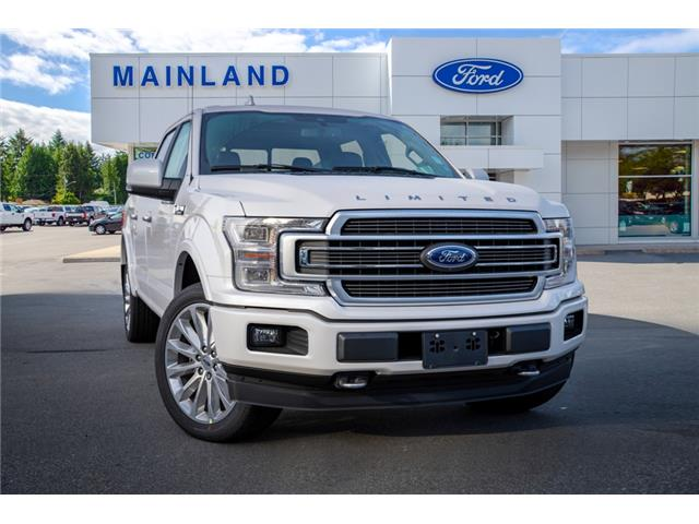 2019 Ford F-150 Limited (Stk: 9F18030) in Vancouver - Image 1 of 26