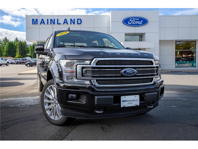 2019 Ford F-150 Limited (Stk: 9F18031) in Vancouver - Image 1 of 27