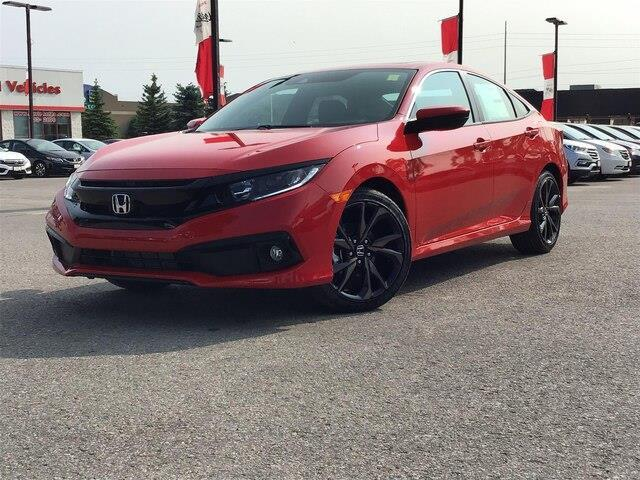 2019 Honda Civic Sport (Stk: 19826) in Barrie - Image 1 of 23