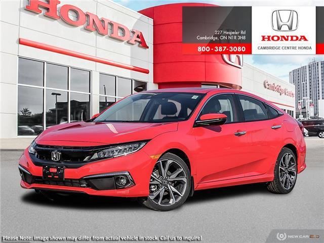 2020 Honda Civic Touring (Stk: 20473) in Cambridge - Image 1 of 24