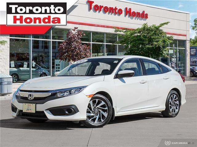 2017 Honda Civic Sedan EX (Stk: 39524A) in Toronto - Image 1 of 28