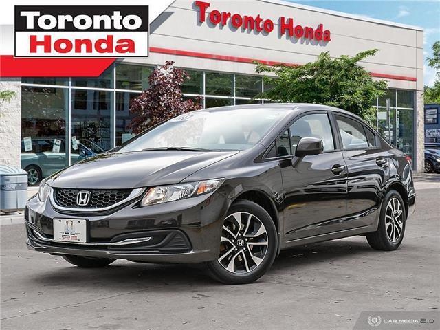2013 Honda Civic EX (Stk: 39577) in Toronto - Image 1 of 27