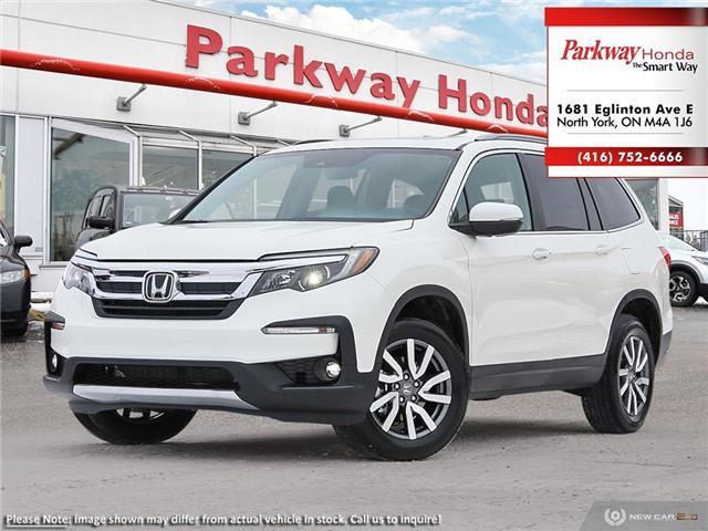 2020 Honda Pilot EX-L Navi (Stk: 23045) in North York - Image 1 of 23