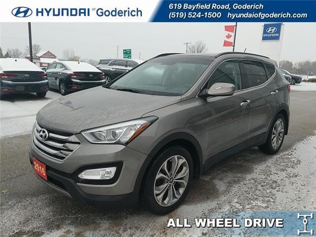 2016 Hyundai Santa Fe Sport 2.0T Limited (Stk: 20086A) in Goderich - Image 1 of 26