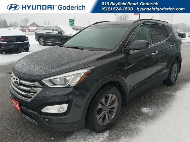 2016 Hyundai Santa Fe Sport Premium (Stk: 95002A) in Goderich - Image 1 of 23