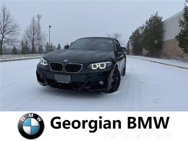 2019 BMW 230i xDrive (Stk: P1577) in Barrie - Image 1 of 12