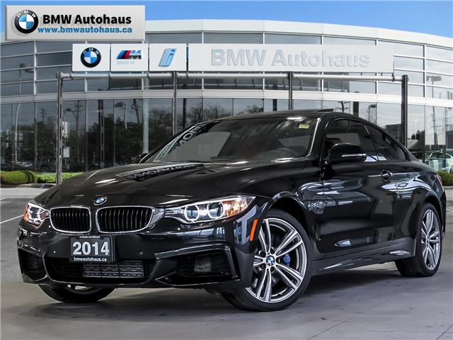 2014 BMW 435i xDrive (Stk: P9180A) in Thornhill - Image 1 of 23