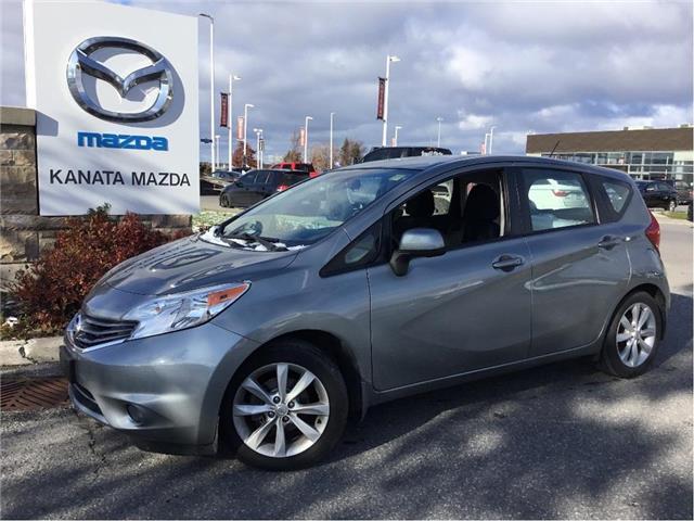 2014 Nissan Versa Note SL (Stk: 11105a) in Ottawa - Image 1 of 18