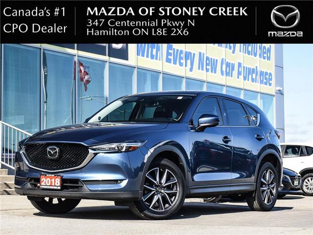 2018 Mazda CX-5 GT (Stk: SN1480A) in Hamilton - Image 1 of 23
