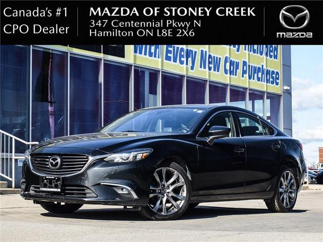 2016 Mazda MAZDA6 GT (Stk: SU1458) in Hamilton - Image 1 of 23