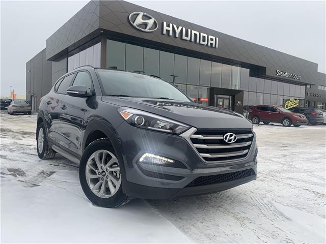 2017 Hyundai Tucson  KM8J33A40HU321986 29143A in Saskatoon