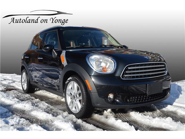 2011 MINI Cooper Countryman Base (Stk: H9038A) in Thornhill - Image 1 of 24