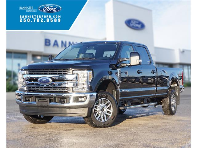 2019 Ford F-350 Lariat (Stk: T192432) in Dawson Creek - Image 1 of 16