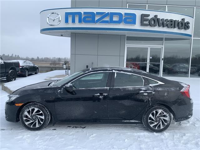2018 Honda Civic EX (Stk: 22159) in Pembroke - Image 1 of 11