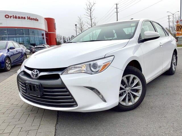 2017 Toyota Camry LE (Stk: P0874A) in Orléans - Image 1 of 22
