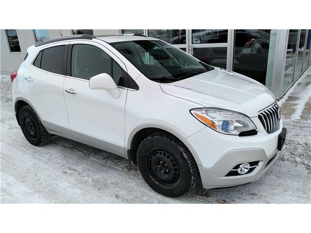 2013 Buick Encore Leather (Stk: 19-610A) in Listowel - Image 1 of 1
