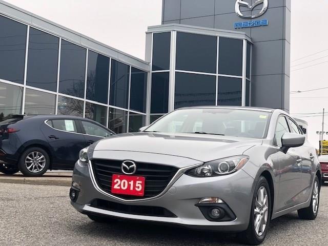 2015 Mazda Mazda3 GS (Stk: 209961) in Gloucester - Image 1 of 10