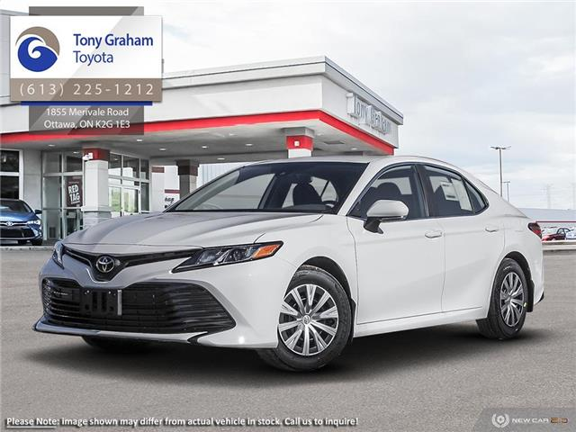 2020 Toyota Camry LE (Stk: 58914) in Ottawa - Image 1 of 23