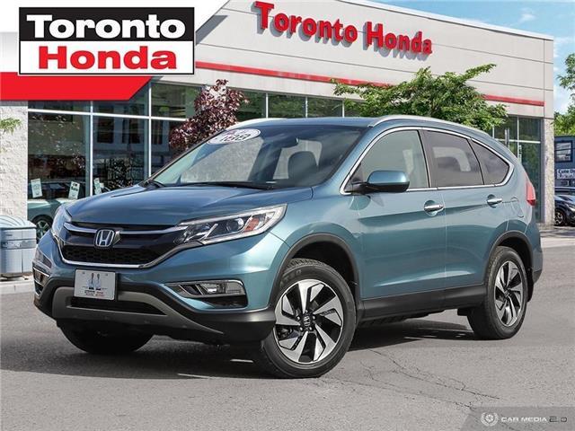 2016 Honda CR-V Touring (Stk: 39391) in Toronto - Image 1 of 27