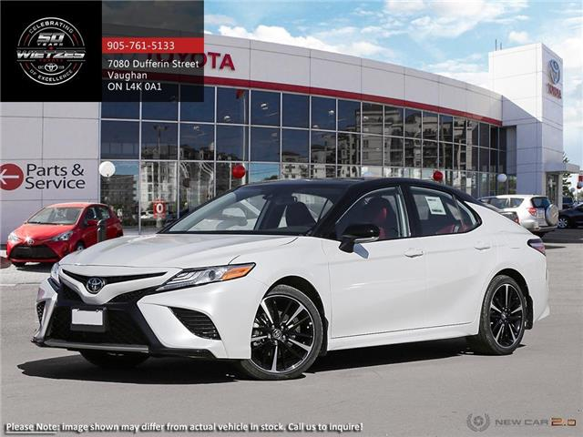 2020 Toyota Camry XSE (Stk: 69581) in Vaughan - Image 1 of 24