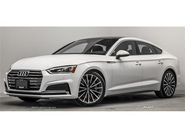 2019 Audi A5 45 Progressiv (Stk: A12572) in Newmarket - Image 1 of 22