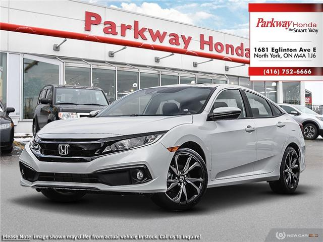 2020 Honda Civic Sport (Stk: 26036) in North York - Image 1 of 23