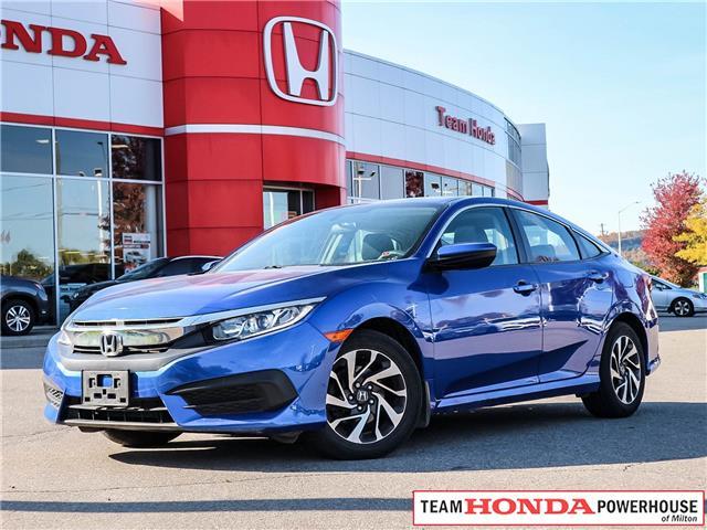 2016 Honda Civic EX (Stk: 3429) in Milton - Image 1 of 24