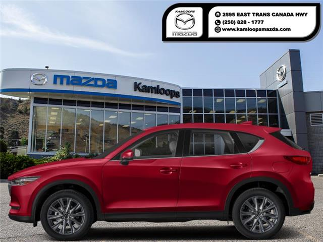 2019 Mazda CX-5 GT w/Turbo Auto AWD (Stk: YK109) in Kamloops - Image 1 of 1