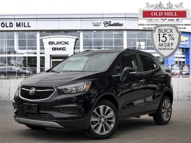 2019 Buick Encore Preferred (Stk: KB940798) in Toronto - Image 1 of 16