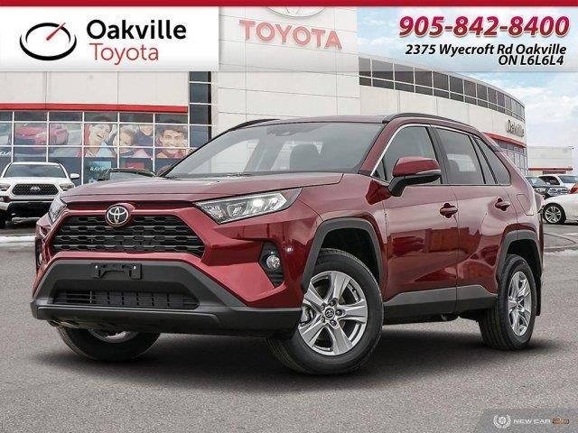 2020 Toyota RAV4 XLE (Stk: 20364) in Oakville - Image 1 of 23
