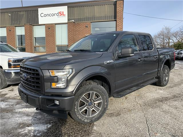 2017 Ford F-150 XLT (Stk: C3338) in Concord - Image 1 of 5