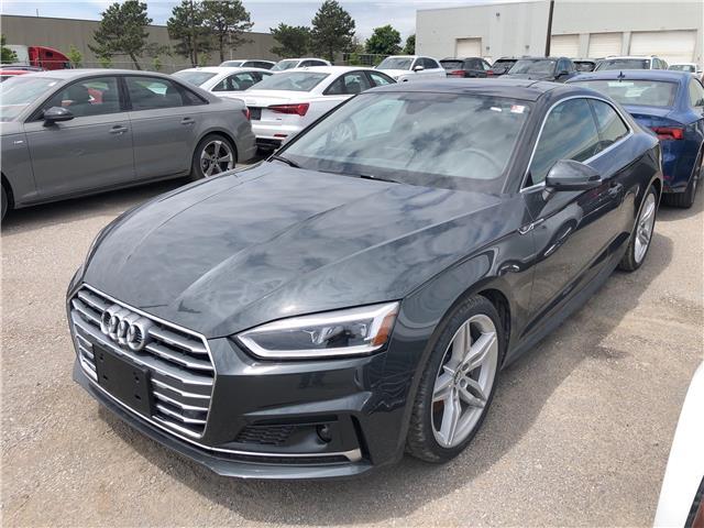 2019 Audi A5 45 Technik (Stk: 50612) in Oakville - Image 1 of 5