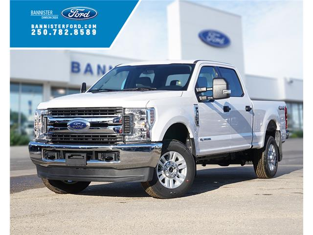 2019 Ford F-350 XLT (Stk: T192426) in Dawson Creek - Image 1 of 17