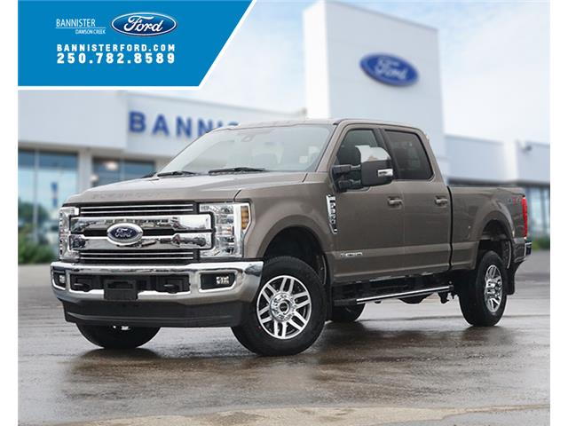2019 Ford F-350 Lariat (Stk: T192433) in Dawson Creek - Image 1 of 17