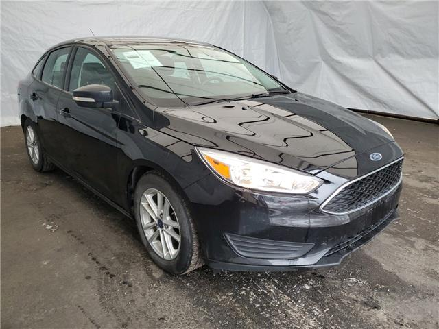 2016 Ford Focus SE (Stk: IU1661) in Thunder Bay - Image 1 of 6