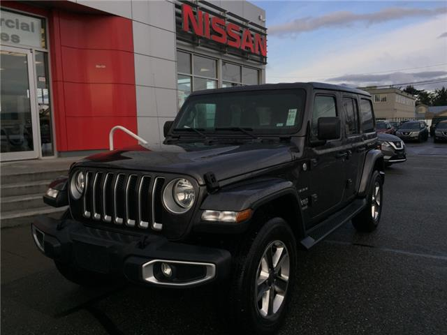 2019 Jeep Wrangler Unlimited Sahara (Stk: N19-0141P) in Chilliwack - Image 1 of 14