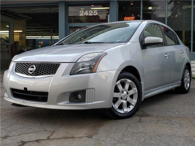 2012 Nissan Sentra 2.0 SR (Stk: 129677) in Trois Rivieres - Image 1 of 28