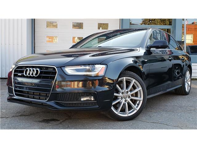2015 Audi A4 2.0T Progressiv (Stk: 002025) in Trois Rivieres - Image 1 of 30