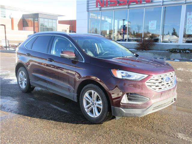 2019 Ford Edge SEL (Stk: 9850) in Okotoks - Image 1 of 25