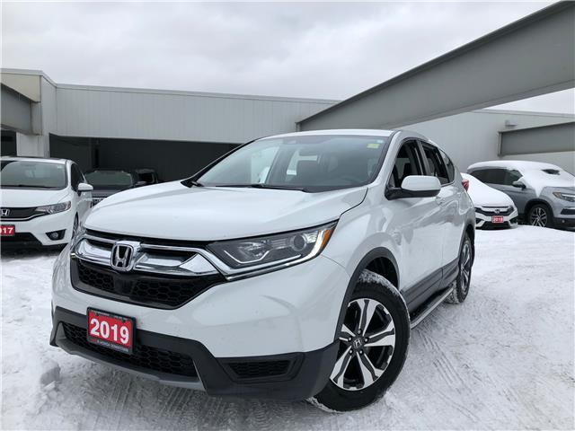 2019 Honda CR-V LX (Stk: V191026A) in Toronto - Image 1 of 29