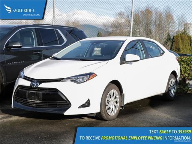 2018 Toyota Corolla LE (Stk: 189927) in Coquitlam - Image 1 of 3