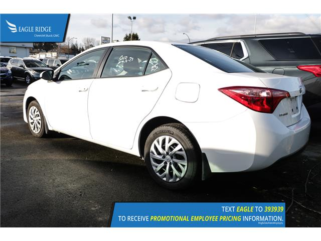 2018 Toyota Corolla LE (Stk: 189927) in Coquitlam - Image 2 of 3