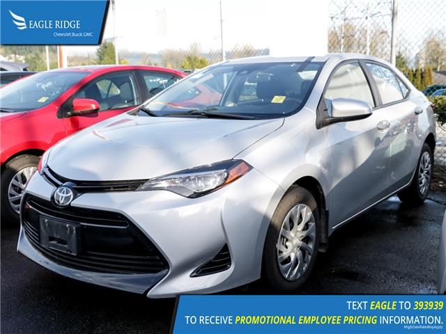 2018 Toyota Corolla LE (Stk: 189926) in Coquitlam - Image 1 of 3